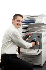 printer cleaning